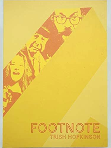 Footnote by Trish Hopkinson
