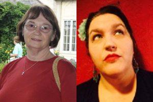 Annette Gagliardi and Melanie Browne
