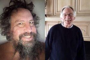 James Redfern and C.W. Bigelow