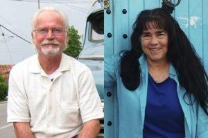 Jonathan Harrington and Laurie Kuntz