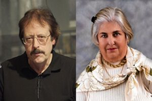 Ron Kolm and Marilyn Pellini