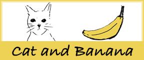 Cat and Banana